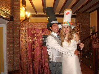 La boda de Mayte y Rafael