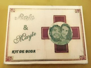 La boda de Mayte y Rafael 1