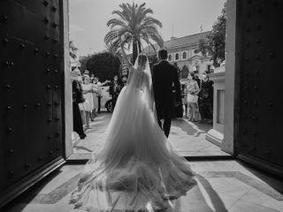 La boda de Vanesa y Jesús 1