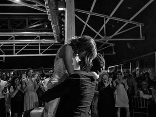 La boda de Sabrina y Fer 1