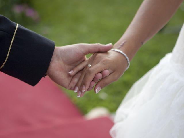 La boda de Maribel y César en Aldea Del Fresno, Madrid 2