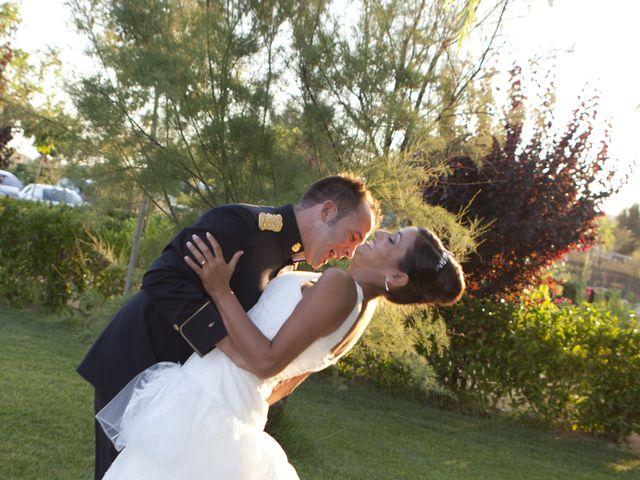 La boda de Maribel y César en Aldea Del Fresno, Madrid 8