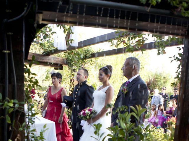La boda de Maribel y César en Aldea Del Fresno, Madrid 11