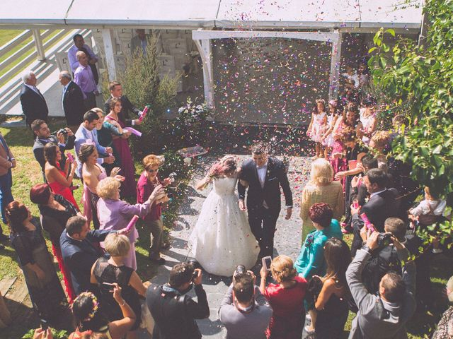 La boda de Adri y Sara en Latores, Asturias 11