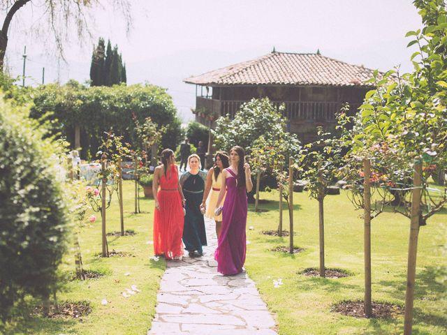 La boda de Adri y Sara en Latores, Asturias 29