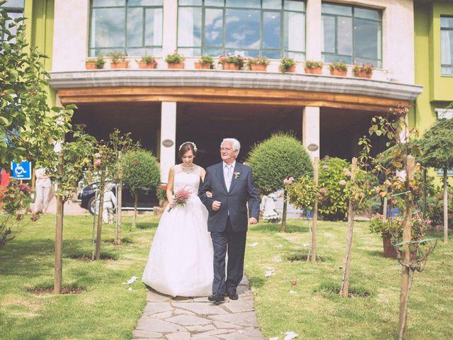 La boda de Adri y Sara en Latores, Asturias 34