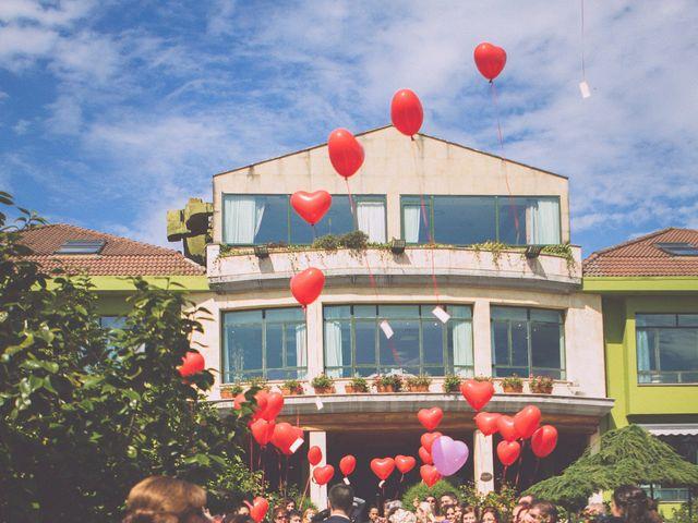 La boda de Adri y Sara en Latores, Asturias 37