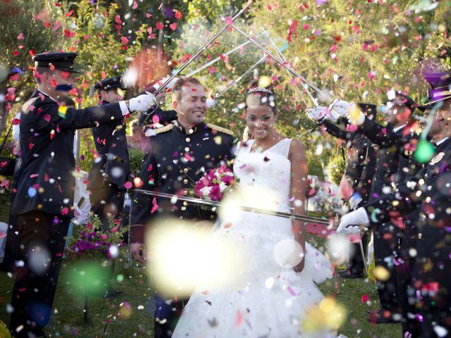 La boda de Maribel y César en Aldea Del Fresno, Madrid 9