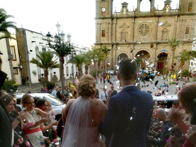 La boda de Echedey y Idaira en Las Palmas De Gran Canaria, Las Palmas 7