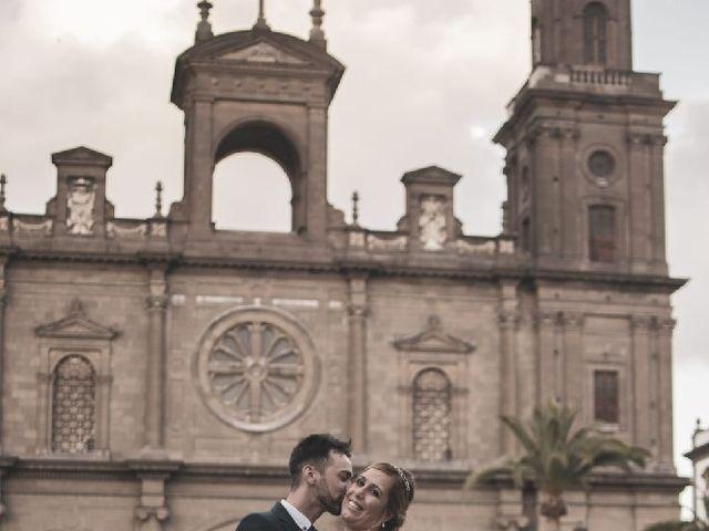 La boda de Echedey y Idaira en Las Palmas De Gran Canaria, Las Palmas 17