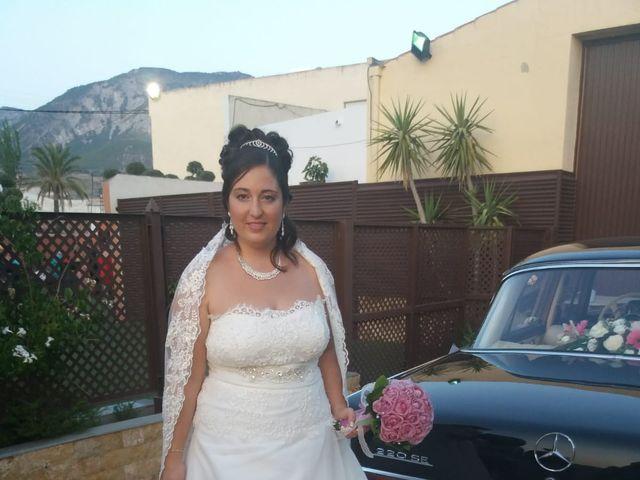 La boda de Rafael  y Jennifer en Orgiva, Granada 3