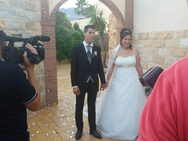 La boda de Rafael  y Jennifer en Orgiva, Granada 1