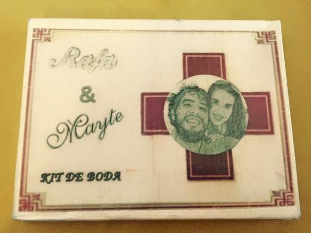 La boda de Rafael y Mayte en Alcantarilla, Murcia 3