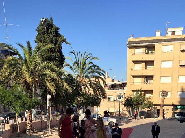 La boda de Rafael y Mayte en Alcantarilla, Murcia 26