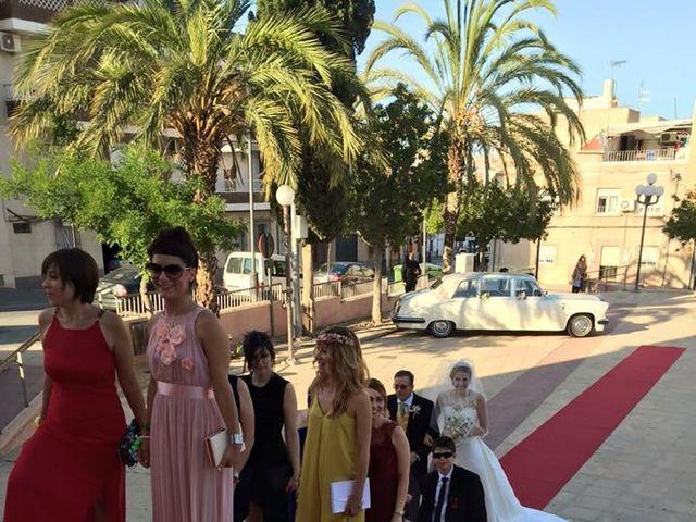 La boda de Rafael y Mayte en Alcantarilla, Murcia 29