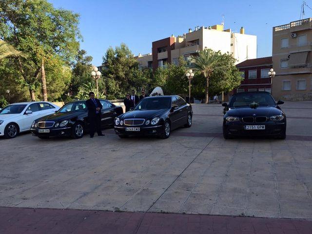 La boda de Rafael y Mayte en Alcantarilla, Murcia 42