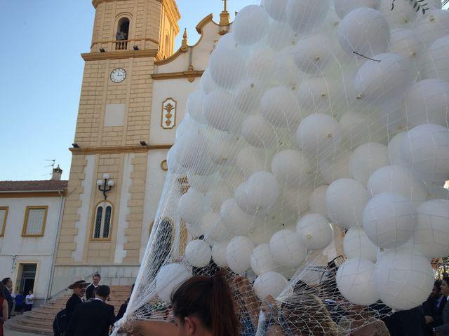 La boda de Rafael y Mayte en Alcantarilla, Murcia 36