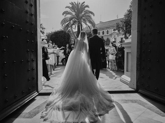 La boda de Jesús y Vanesa en Dos Hermanas, Sevilla 3
