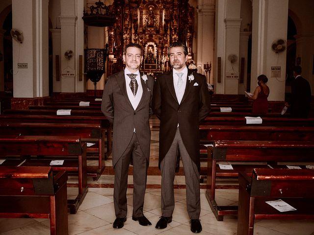 La boda de Jesús y Vanesa en Dos Hermanas, Sevilla 41