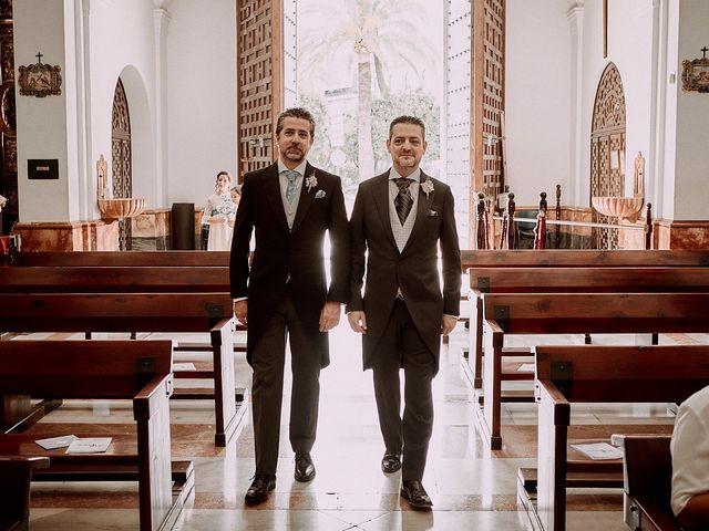 La boda de Jesús y Vanesa en Dos Hermanas, Sevilla 44