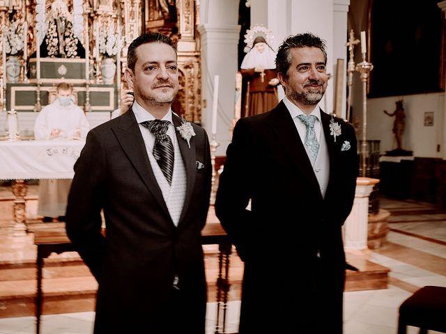La boda de Jesús y Vanesa en Dos Hermanas, Sevilla 49