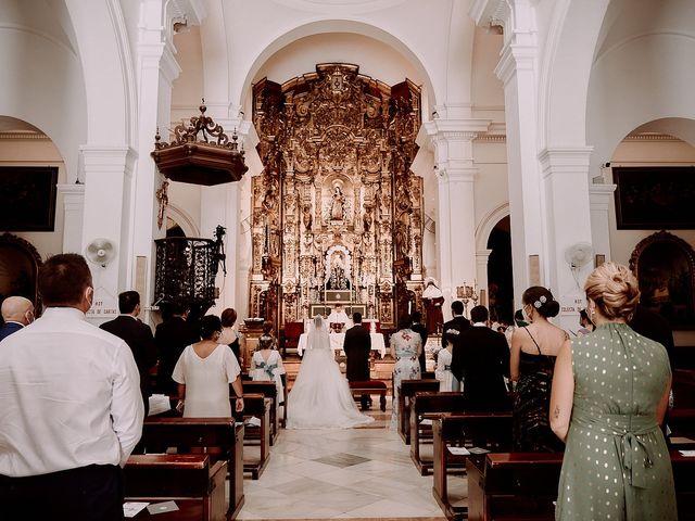 La boda de Jesús y Vanesa en Dos Hermanas, Sevilla 52