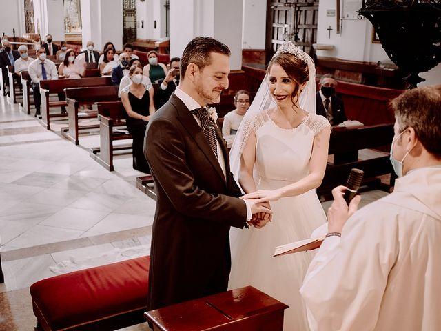 La boda de Jesús y Vanesa en Dos Hermanas, Sevilla 54