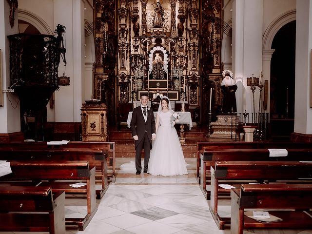 La boda de Jesús y Vanesa en Dos Hermanas, Sevilla 63