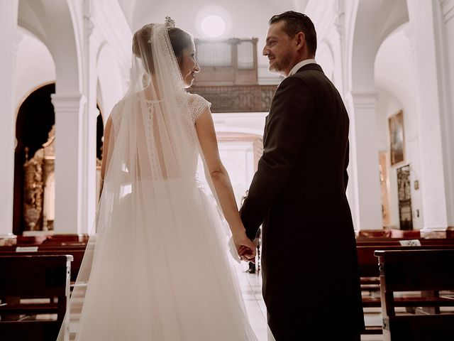 La boda de Jesús y Vanesa en Dos Hermanas, Sevilla 64