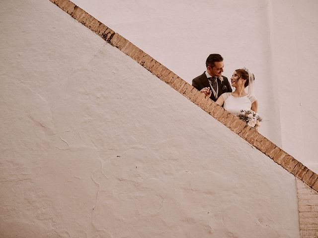 La boda de Jesús y Vanesa en Dos Hermanas, Sevilla 71