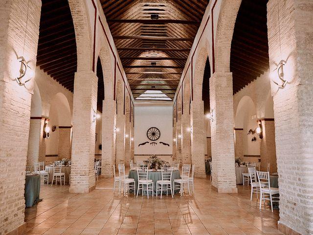 La boda de Jesús y Vanesa en Dos Hermanas, Sevilla 82