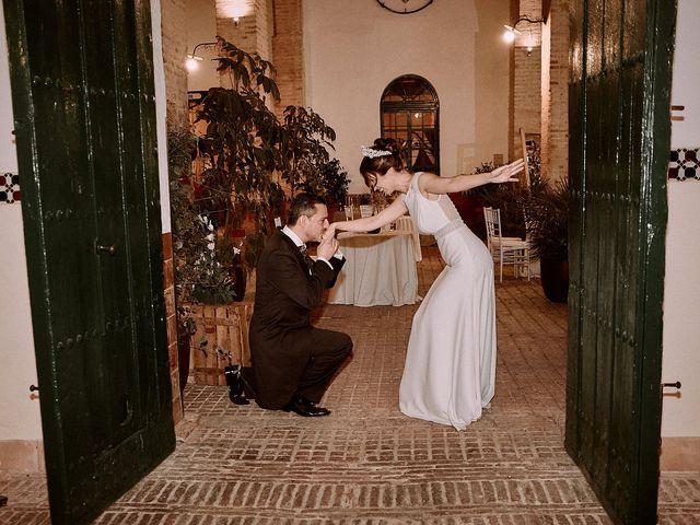 La boda de Jesús y Vanesa en Dos Hermanas, Sevilla 86