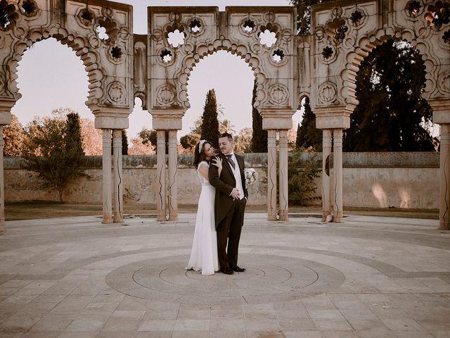 La boda de Jesús y Vanesa en Dos Hermanas, Sevilla 116