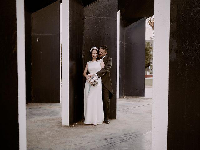 La boda de Jesús y Vanesa en Dos Hermanas, Sevilla 119