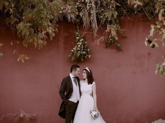 La boda de Jesús y Vanesa en Dos Hermanas, Sevilla 122
