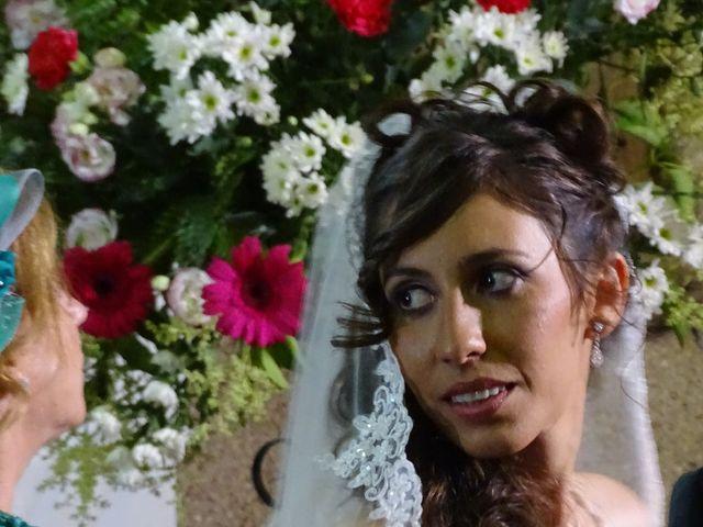 La boda de Jesús  y Miriam en Villanueva De La Sierra, Cáceres 6