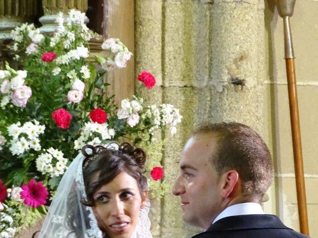 La boda de Jesús  y Miriam en Villanueva De La Sierra, Cáceres 7