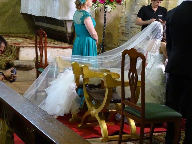 La boda de Jesús  y Miriam en Villanueva De La Sierra, Cáceres 8