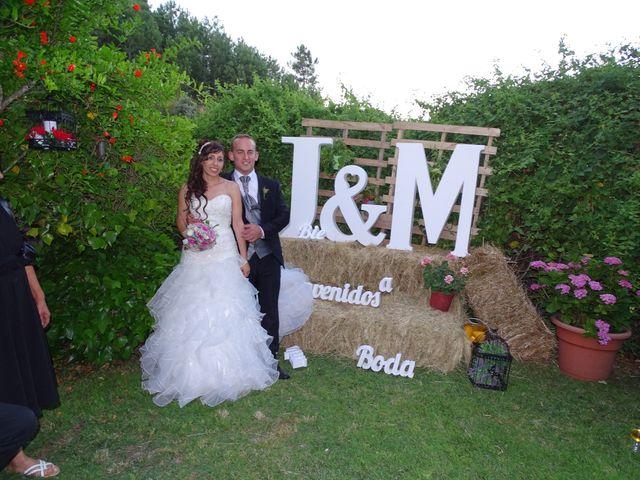 La boda de Jesús  y Miriam en Villanueva De La Sierra, Cáceres 15