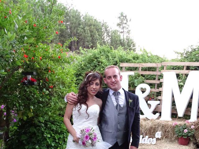 La boda de Jesús  y Miriam en Villanueva De La Sierra, Cáceres 16