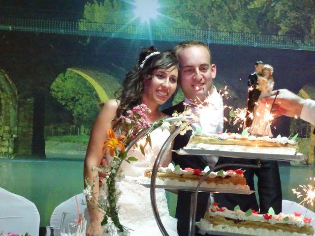 La boda de Jesús  y Miriam en Villanueva De La Sierra, Cáceres 18