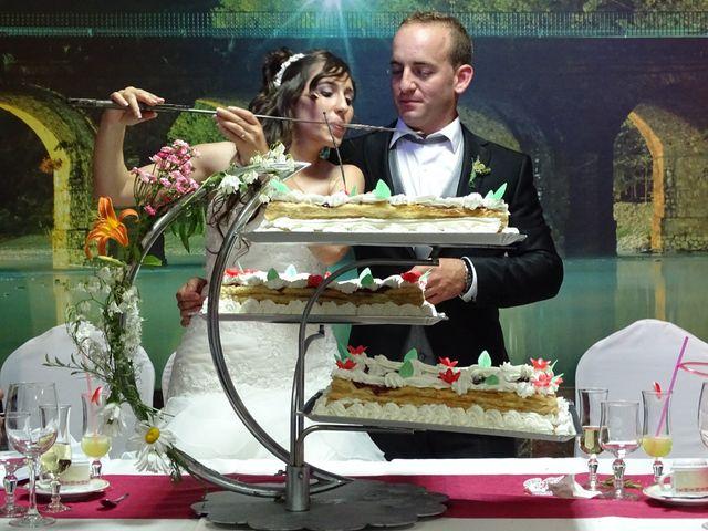 La boda de Jesús  y Miriam en Villanueva De La Sierra, Cáceres 19