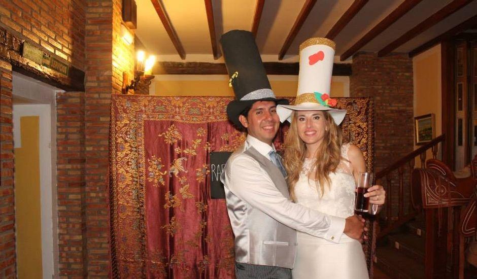 La boda de Rafael y Mayte en Alcantarilla, Murcia