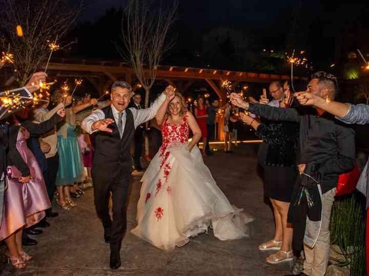 La boda de Inés y Jesús