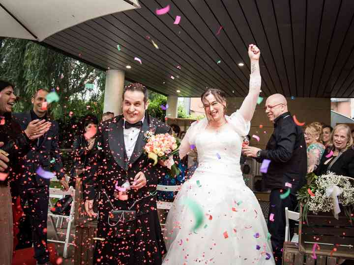 La boda de Cris y Sergio