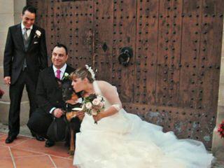 La boda de Patri Hachi y Mariano Gómez 2