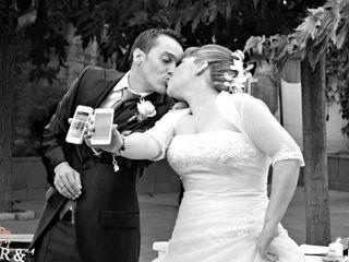 La boda de Patri Hachi y Mariano Gómez