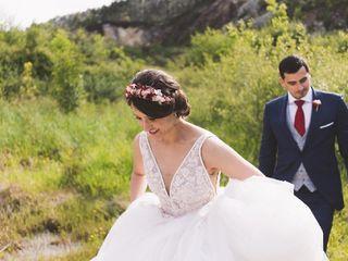 La boda de johana y quique
