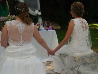 La boda de Marga  y Noelia