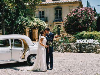 La boda de Ana y Angel